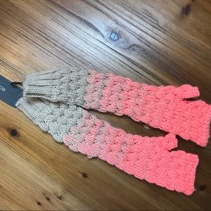 NWT Echo Design fingerless Gloves